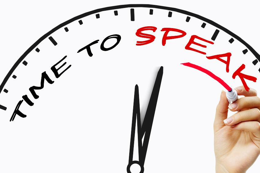 Przełamanie bariery mówienia