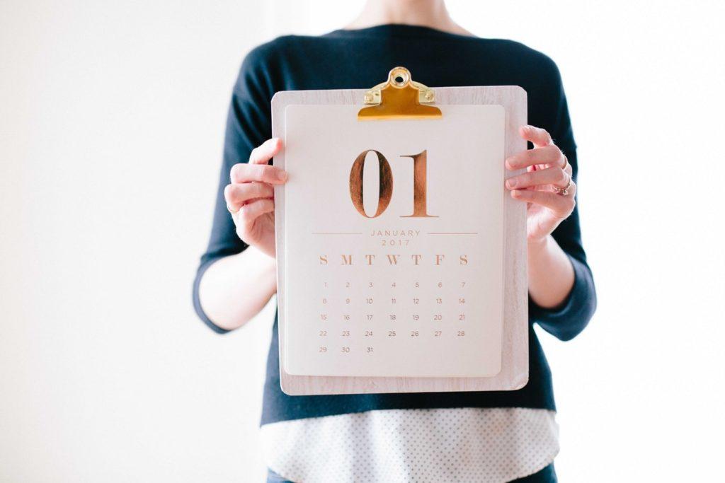 Nauka angielskiego a postanowienie noworoczne